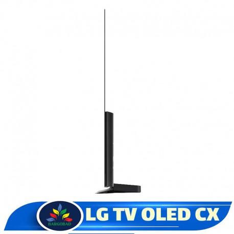 حاشیه تلویزیون 77 اینچ ال جی CX