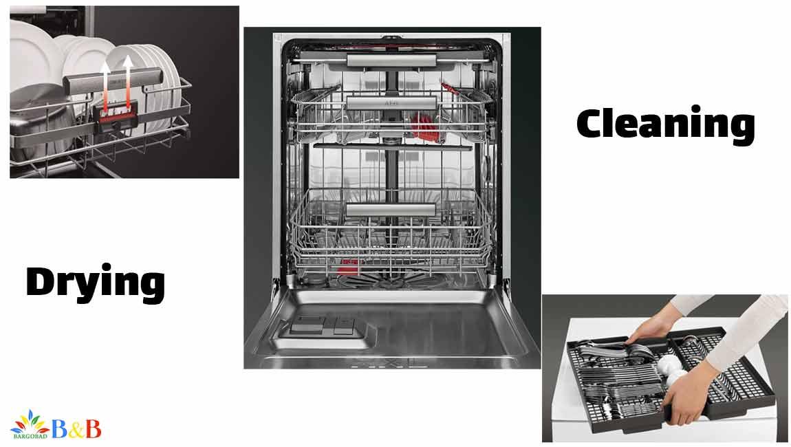 طراحی ظرفشویی 15 نفره FFE83700PM آاگ