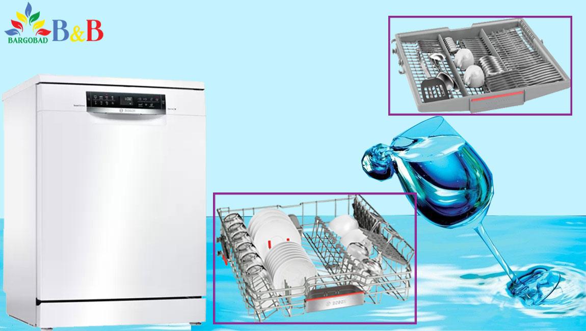 معرفی ماشین ظرفشویی بوش 68NW06E