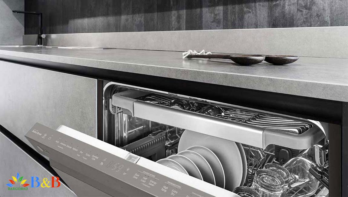 قابلیت های کاربردی ماشین ظرفشویی ال جی 325