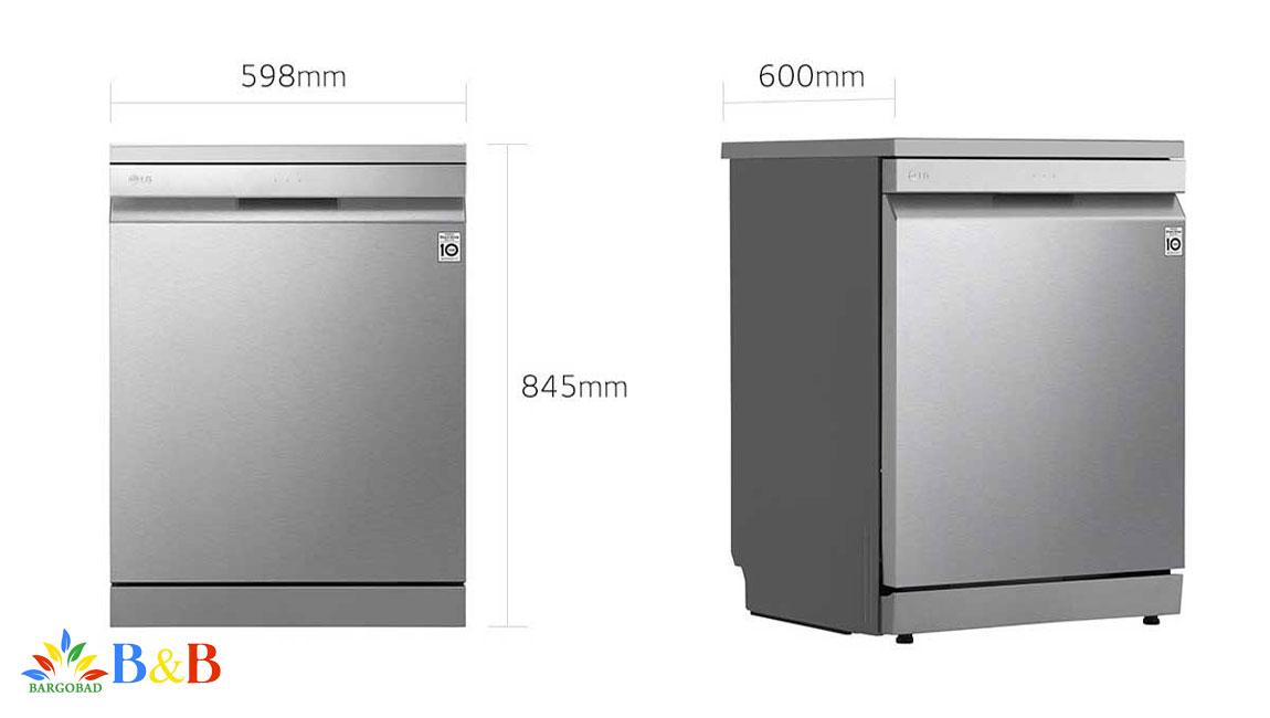 خرید ماشین ظرفشویی ال جی 325