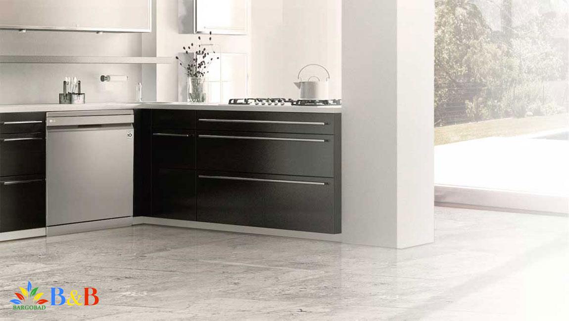 طراحی ماشین ظرفشویی ال جی 325