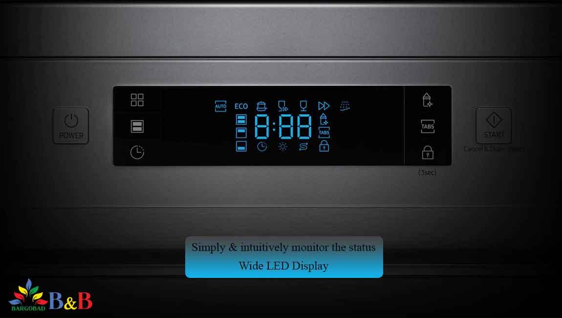 طراحی پنل ظرفشویی سامسونگ 5070