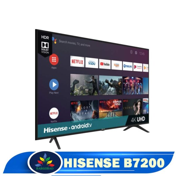 تلویزیون هایسنس B7200
