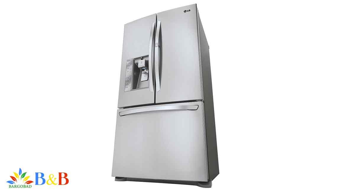 خرید یخچال فرنچ J338