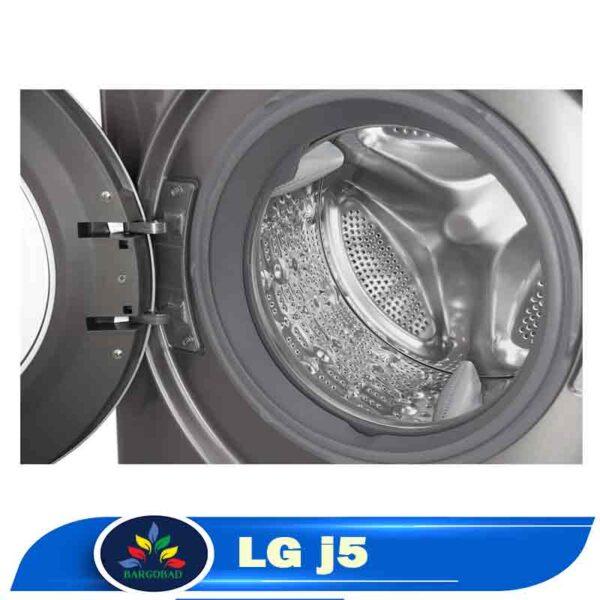 درام ماشین لباسشویی ال جی J5