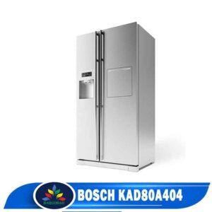 یخچال فریزر 30 فوت بوش KAD80A404