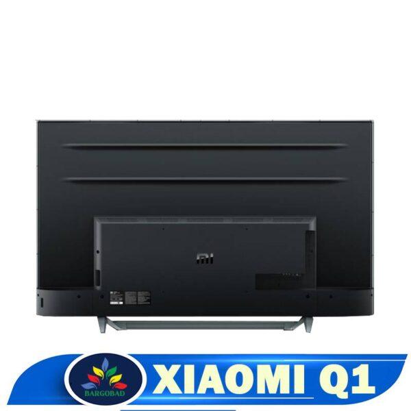 پشت تلویزیون شیائومی Q1