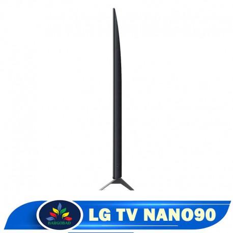 زایوه تلویزیون 75 اینچ ال جی NANO90