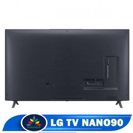 تلویزیون 75 اینچ ال جی NANO90