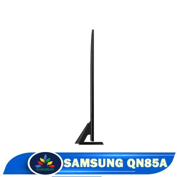 ضخامت تلویزیون سامسونگ QN85A