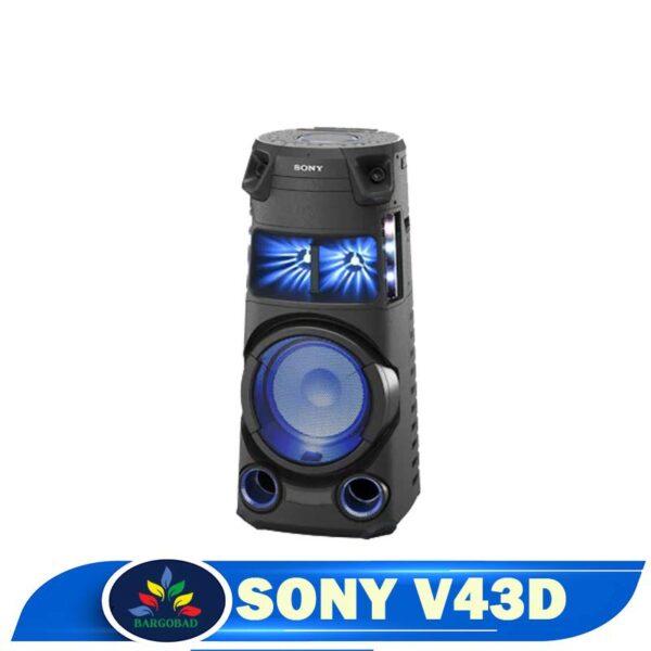 سیستم صوتی سونی V43