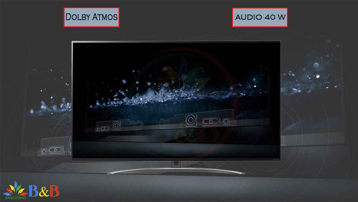 سیستم صوتی تلویزیون ال جی SM8600