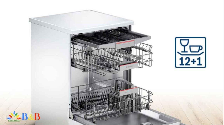 طراحی ماشین ظرفشویی بوش 46NW10M