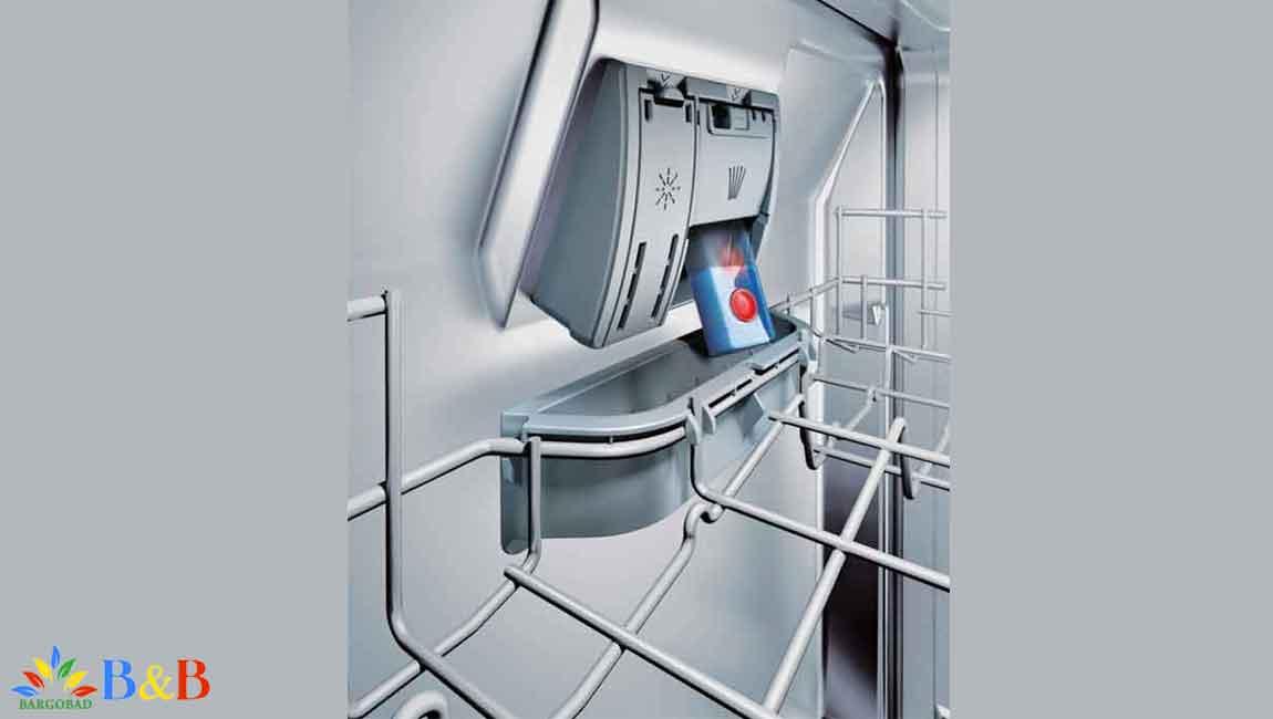 Dosing assistant در ماشین ظرفشویی 13 نفره بوش 46NW01D