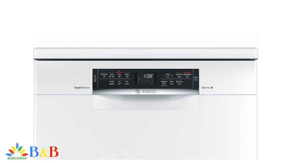 خرید ماشین ظرفشویی بوش SMS67MW01B