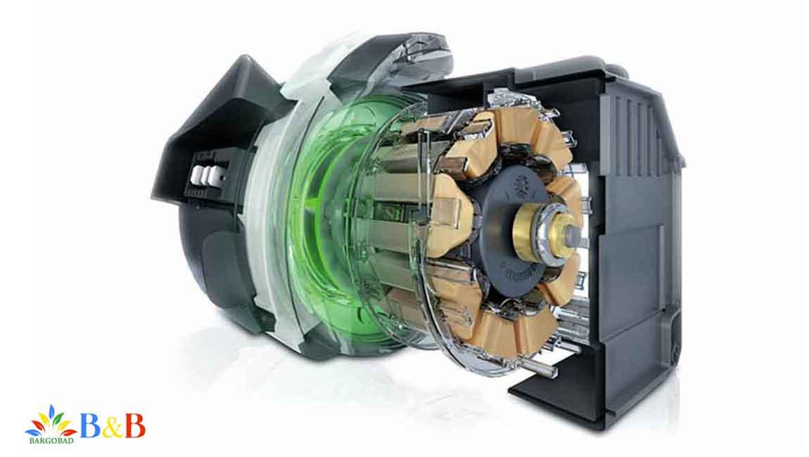 موتور EcoSilence در ظرفشویی sms67mw01b