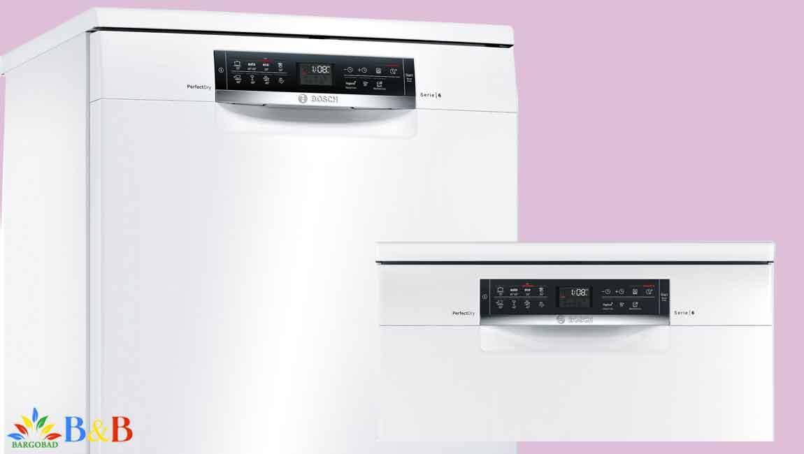 معرفی ماشین ظرفشویی بوش 68MW05E