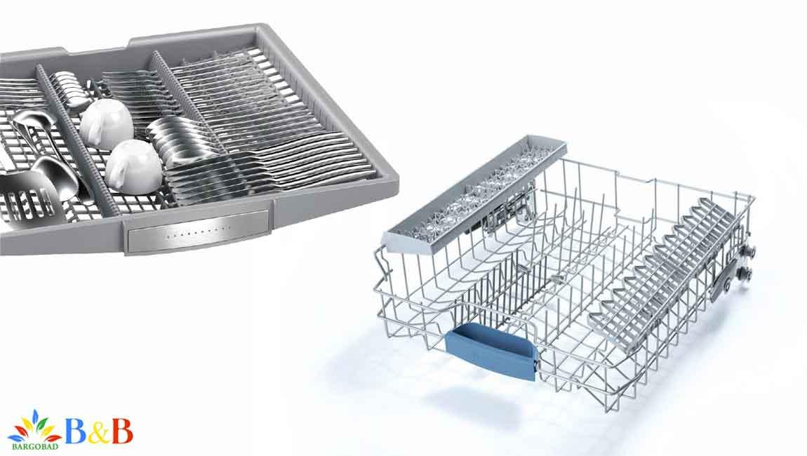 طراحی در ماشین ظرفشویی بوش 68MW05E