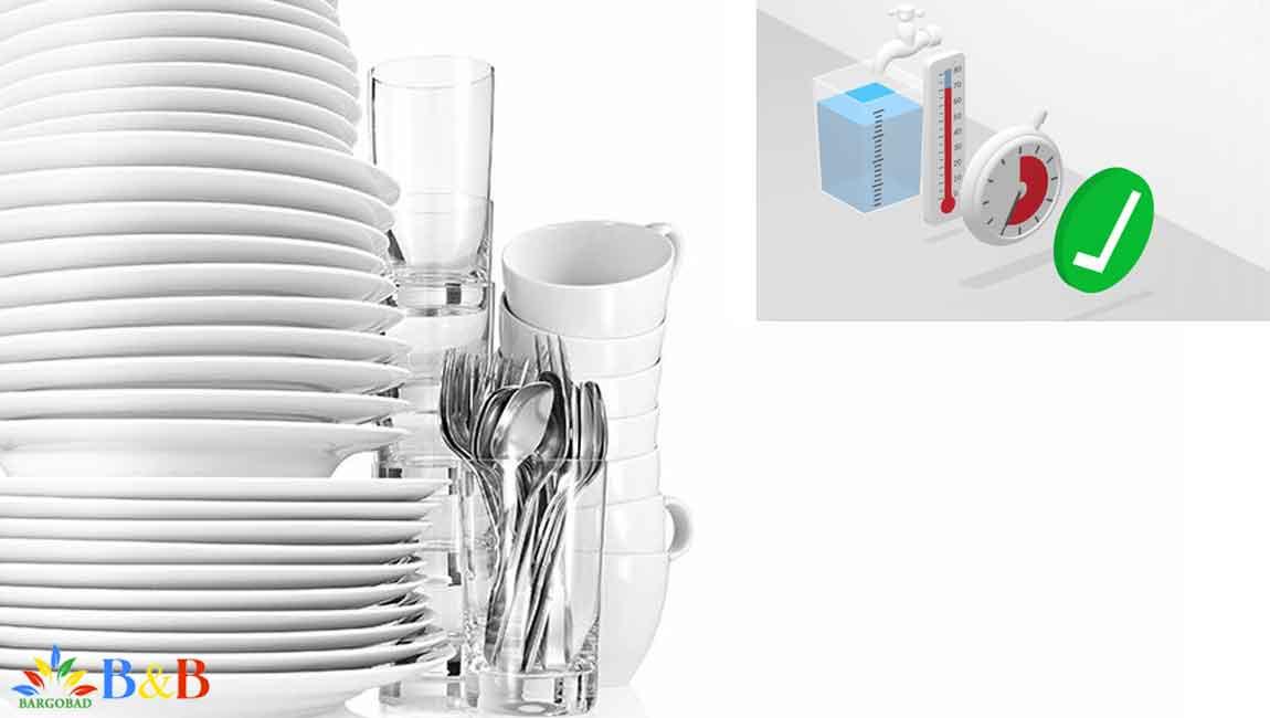برنامه های شستشو در ماشین ظرفشویی SMS68MW05E