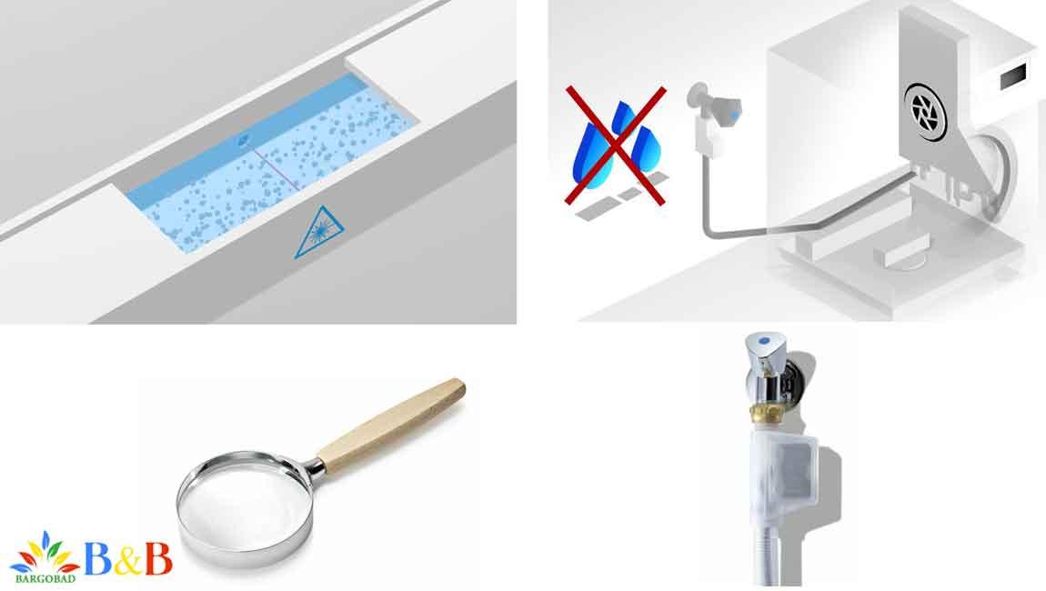 ماشین ظرفشویی SMS88TI46M با حسگر AquaSensor و AquaStop