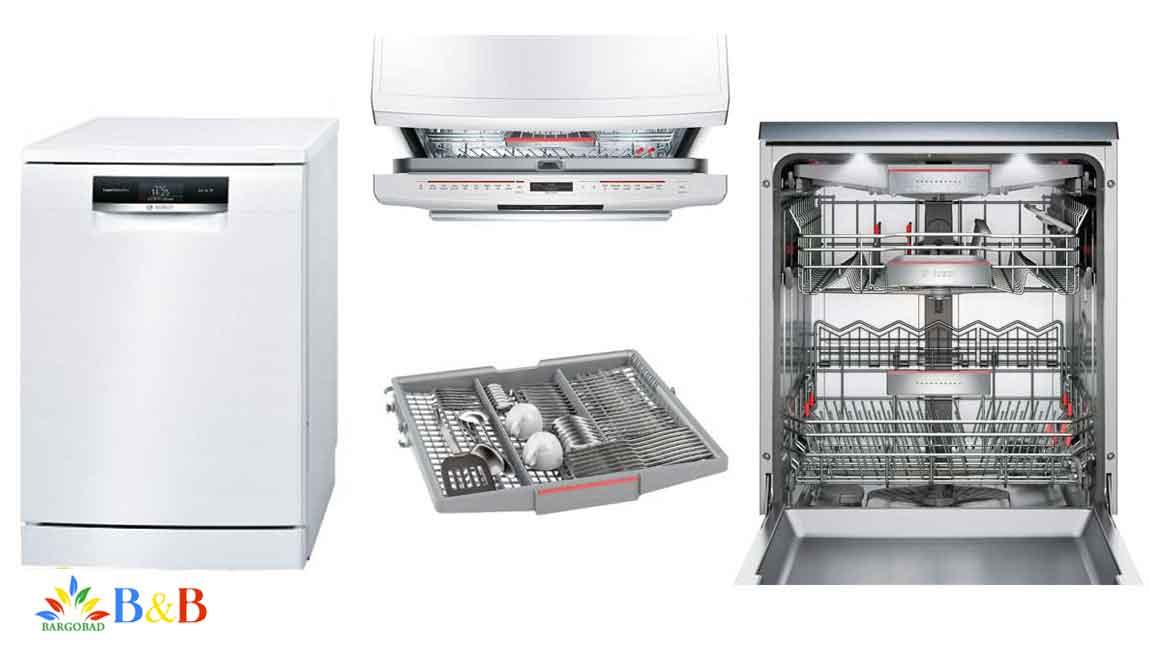 طراحی ماشین ظرفشویی بوش 88TW01M