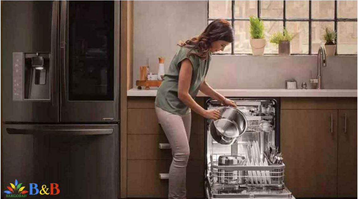 معرفی ماشین ظرفشویی بوش 46MI10M