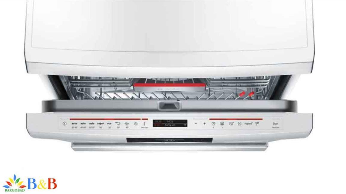 طراحی ماشین ظرفشویی 13 نفره بوش 46NW10M