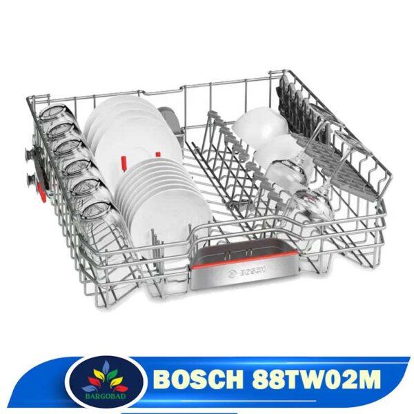 ماشین ظرفشویی بوش sms88tw02m