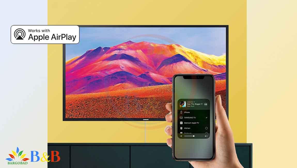 اتصال به دستگاه های اپل با AirPlay 2