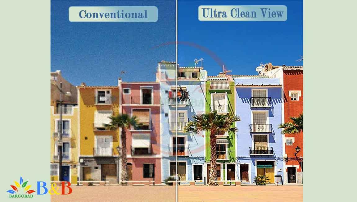 قابلیت Ultra Clean View در T5300