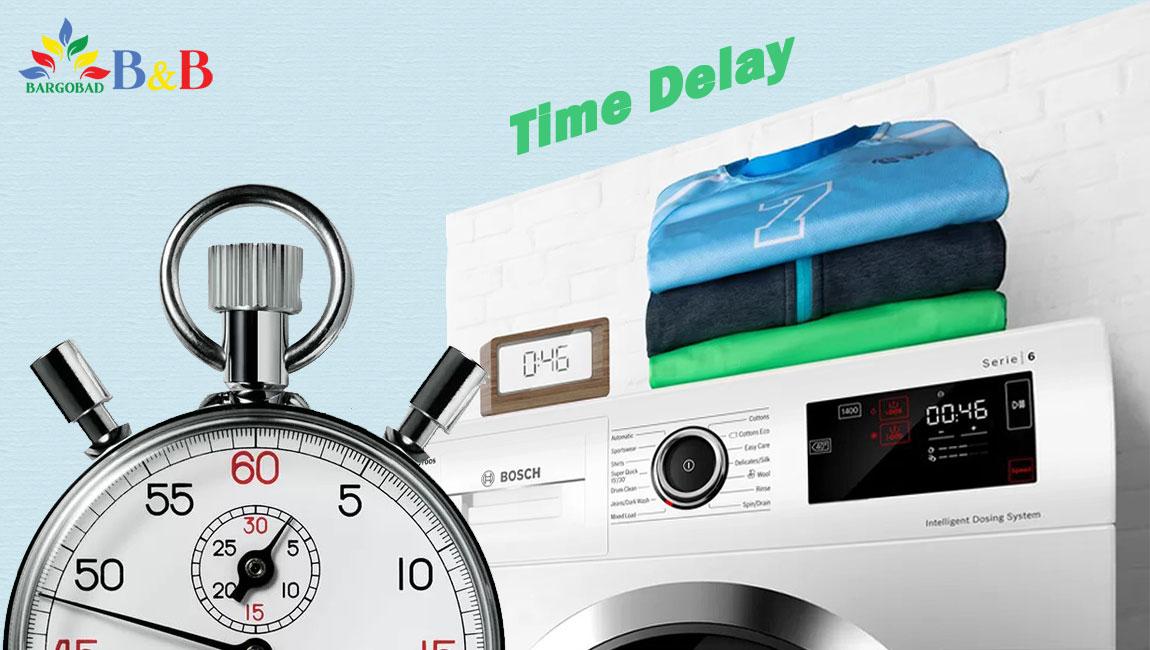 TIMEDELAY لباسشویی 242X0ME