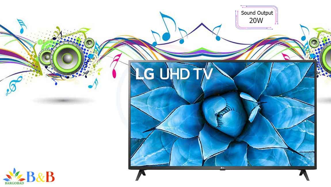 سیستم صوتی تلویزیون ال جی UN7340