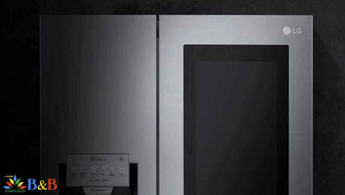 خرید یخچال اینستاویو X29 ال جی