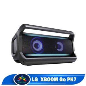 نمای دیگر اسپیکر ال جی XBOOM Go PK7
