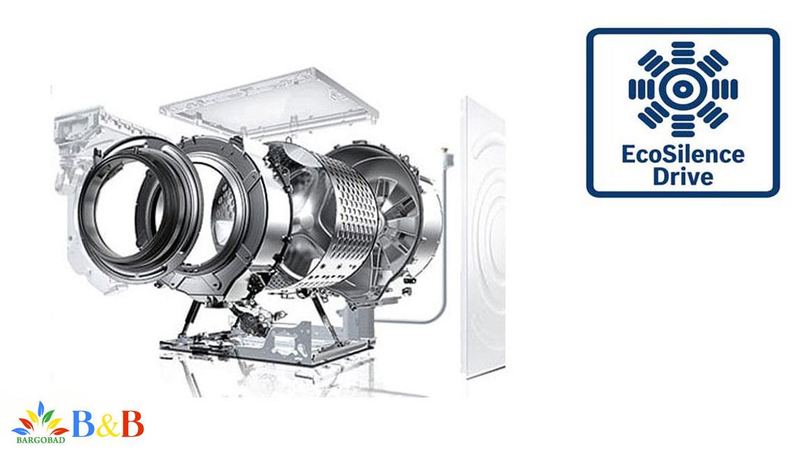موتور قوی در لباسشویی بوش WAW32560GC