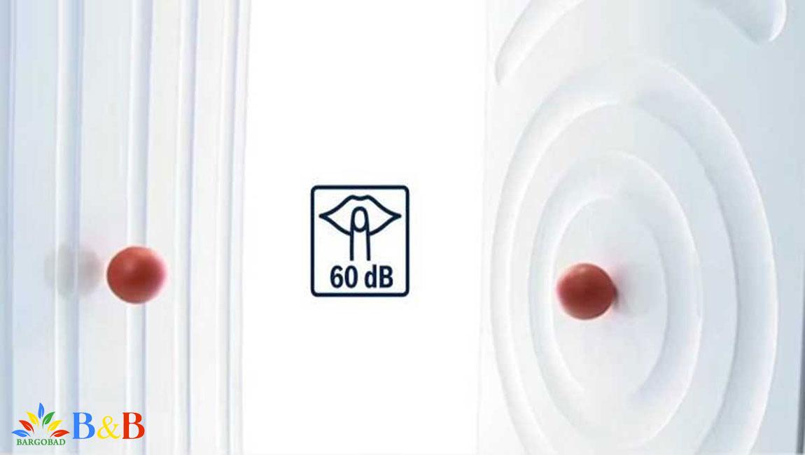 AntiVibration sidewall لباس شویی بوش 32560GC
