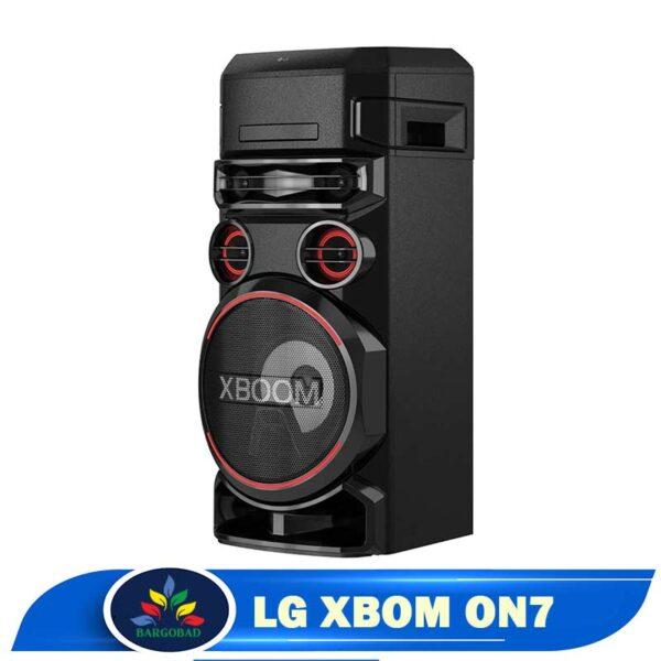 سیستم صوتی ال جی XBOM ON7 توان 500 وات