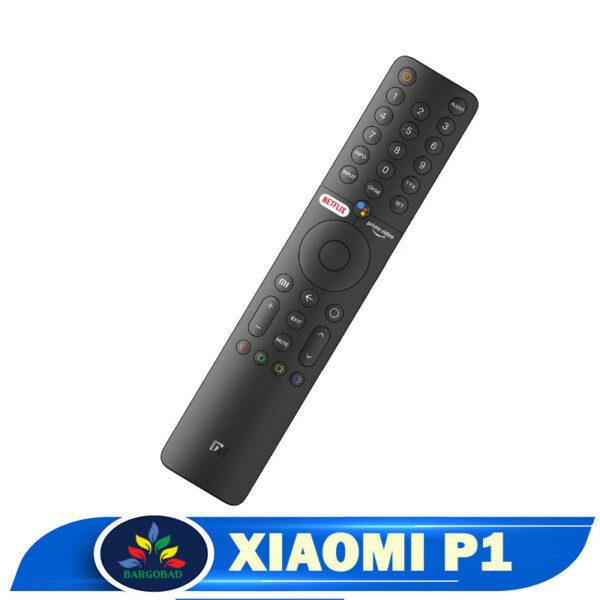 ریموت کنترل تلویزیون 55 اینچ شیائومی P1