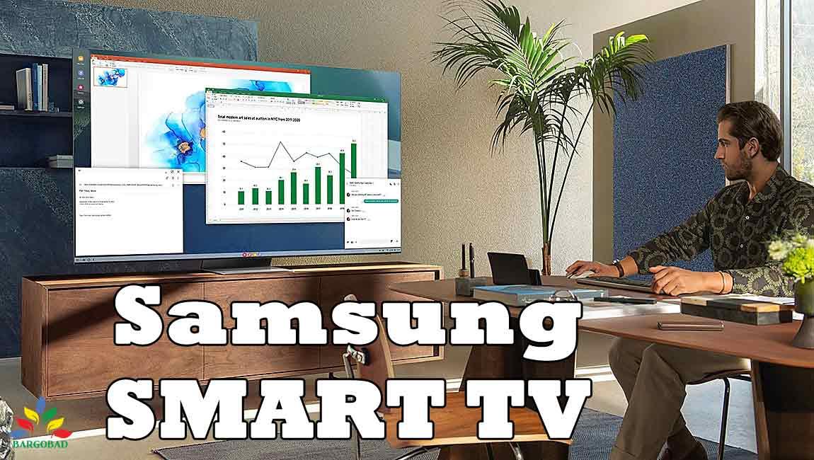 تلویزیون هوشمند سامسونگ qn800a