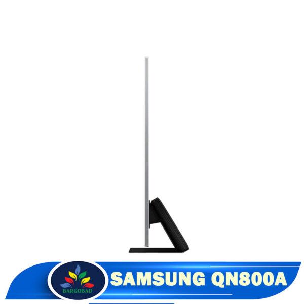 ضخامت تلويزيون سامسونگ QN800A