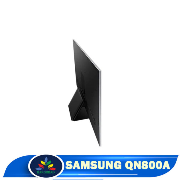 نمای پشت تلويزيون سامسونگ QN800A