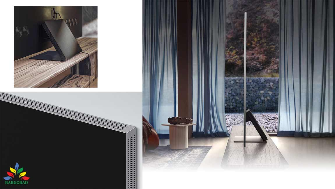طراحی تلویزیون سامسونگ 85QN800A