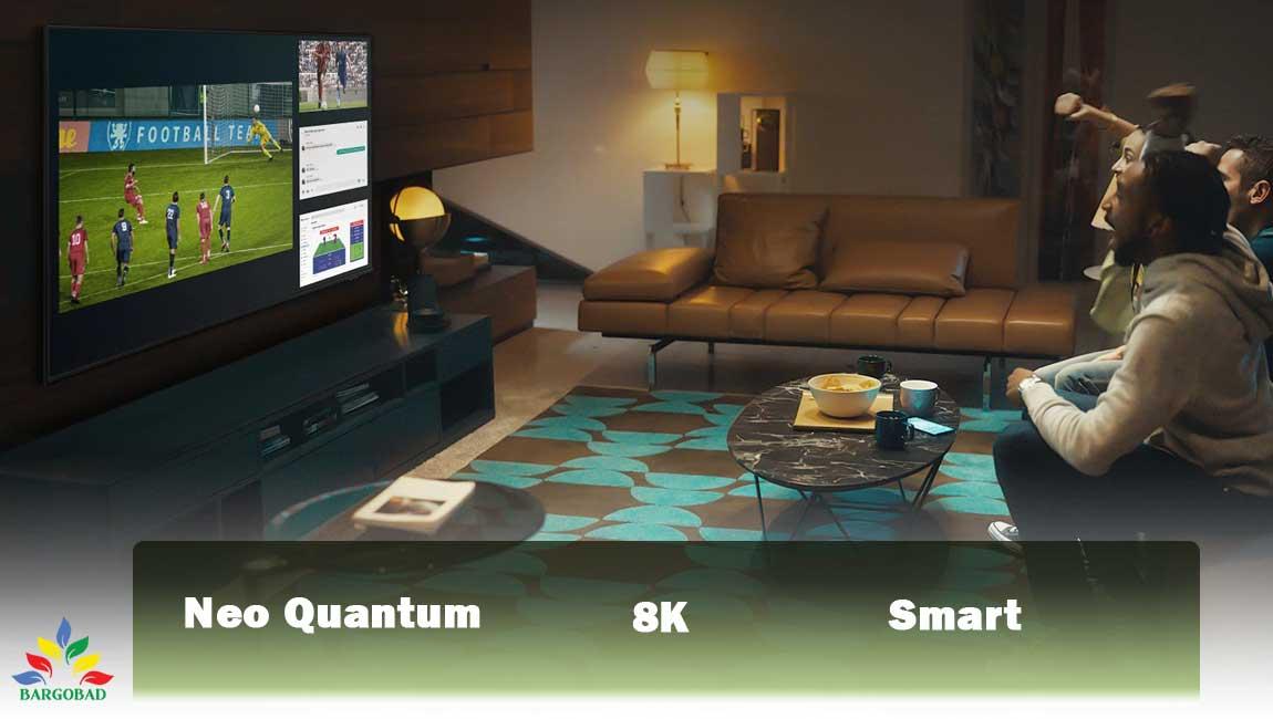 تلویزیون سامسونگ QN900A
