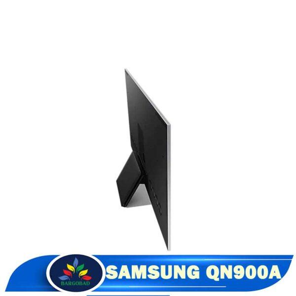 نمای پشت تلویزیون سامسونگ QN900A