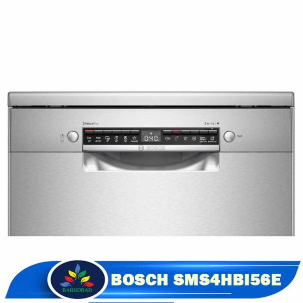 نمایشگر ماشین ظرفشویی 13 نفره بوش 4HBI56E مدل SMS4HBI56E