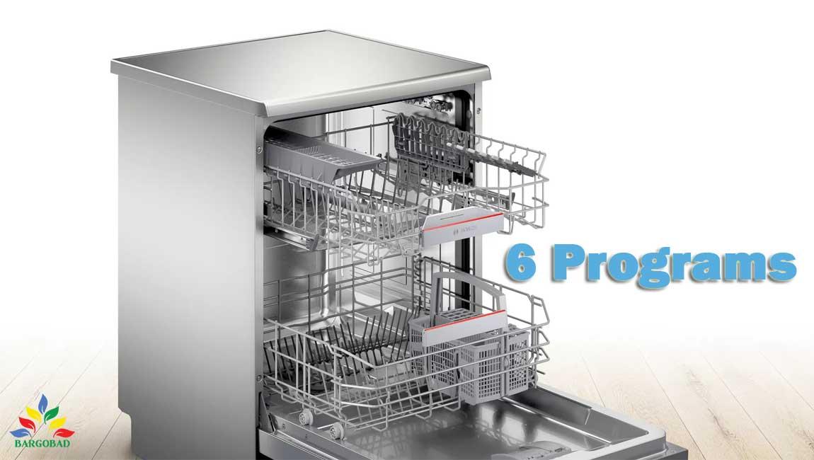 برنامه های ماشین ظرفشویی 13 نفره بوش SMS4HBI56E