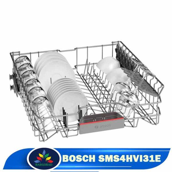 سبد ماشین ظرفشویی 13 نفره بوش 4HVI31E مدل SMS4HVI31E