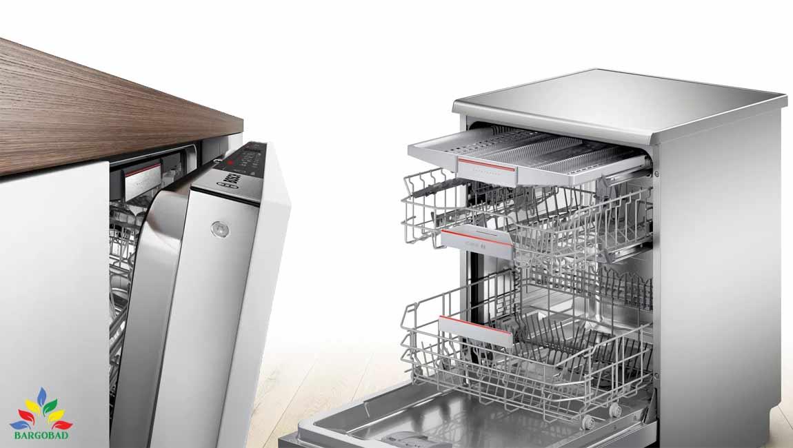 طراحی ماشین ظرفشویی بوش 6ECI07E