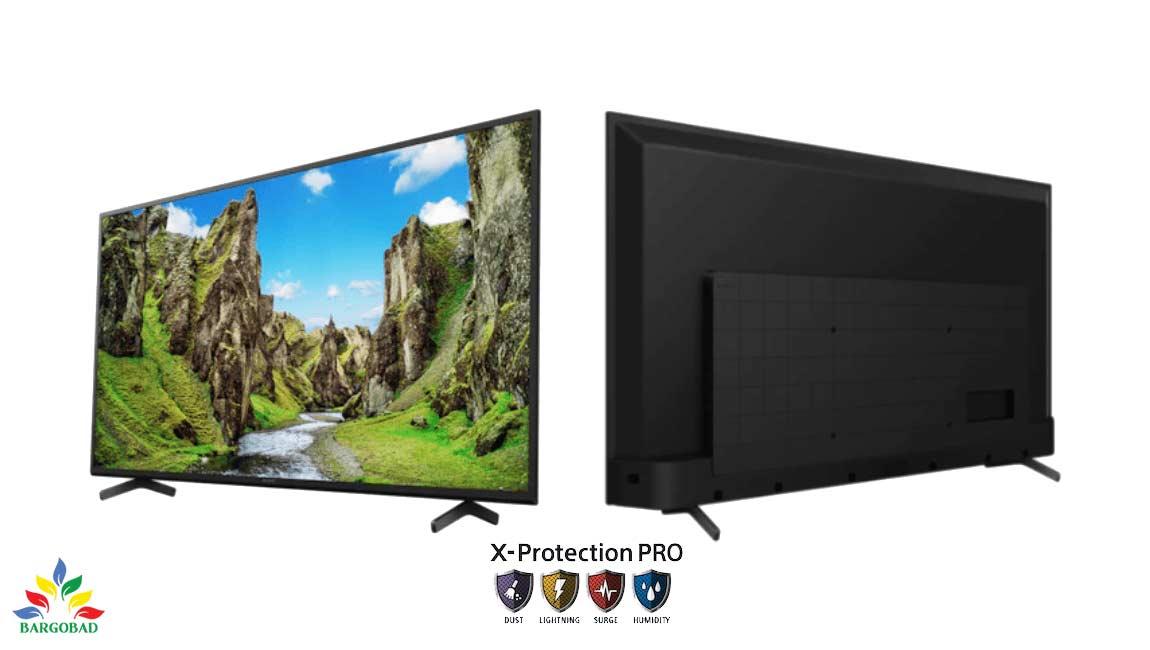 طراحی تلویزیون سونی X75 مدل 2021